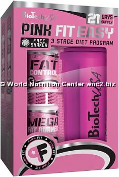 BIOTECH USA - PINK FIT EASY KIT