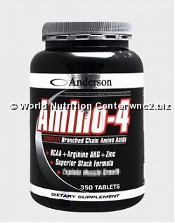 ANDERSON RESEARCH - AMINO-4 COMPLEX 350cpr