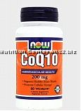 NOW FOODS - CoQ10 60cps 200mg