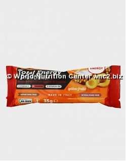 NAMED SPORT - TOTAL ENERGY FRUIT BAR 6 barrette da 35gr