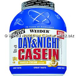 WEIDER WEIDER DAY & NIGHT CASEIN 1800gr