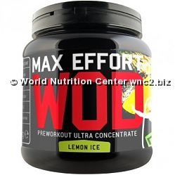 NET INTEGRATORI - MAX EFFORT WOD 273gr