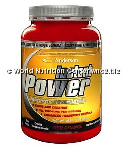 ANDERSON RESEARCH - INSTANT POWER 500gr
