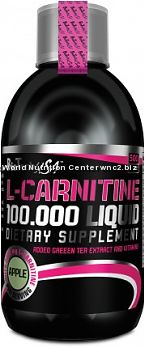 BIOTECH USA - L-CARNITINE 100.000 500ml