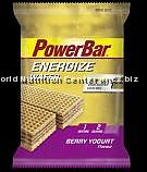 POWERBAR - ENERGIZE WAFER 6 wafer da 40gr