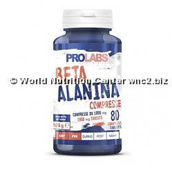 PROLABS -BETA ALANINA 80cpr