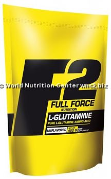 FULL FORCE - L-GLUTAMINE 450gr